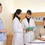 Cơ hội làm việc tại nước ngoài đối với sinh viên học Cao đẳng Điều dưỡng