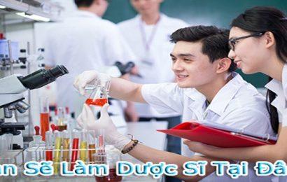 Để thực hiện ước mơ trở thành Dược sĩ hãy chọn trường Y Dược uy tín