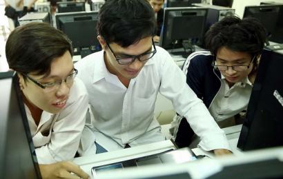 Ngành học công nghệ thông tin được chào đón