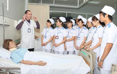 Những ứng dụng công nghệ vào phát triển ngành y