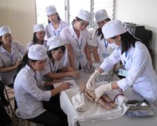 Điều kiện học tập của sinh viên Cao đẳng Y dược TPHCM