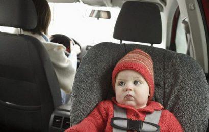 Mách bạn cách giúp trẻ không say xe ngày Tết