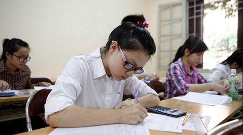 Thí sinh bắt đầu đăng ký dự thi THPT quốc gia từ ngày 1/4