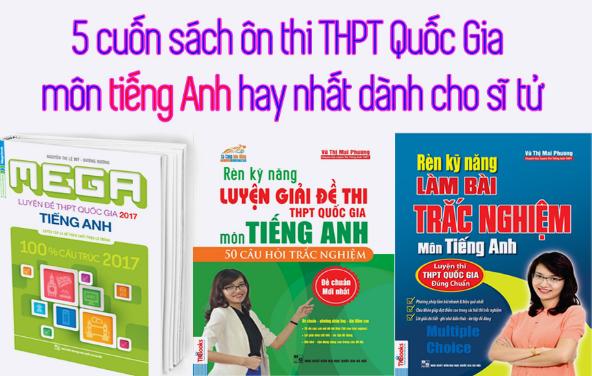 Sách hay giúp ôn luyện thi THPT hiệu quả