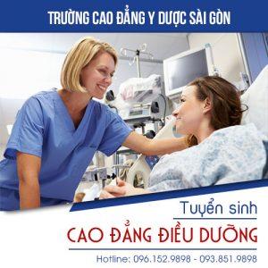 tuyen-sinh-cao-dang-dieu-duong-sai-gon
