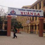 Đi ngoại khóa ở Hòa Bình khiến học sinh trường Xuân La tử vong