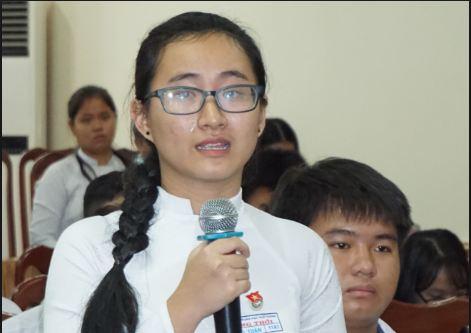 Song Toàn chia sẻ cô Minh Châu lên lớp nhưng không giảng bài