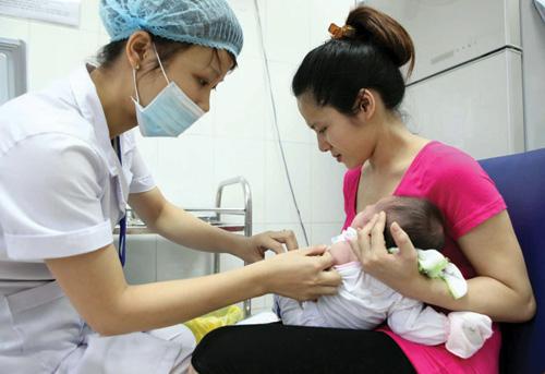 Hầu hết các phản ứng của vắc xin là nhẹ và tự khỏi