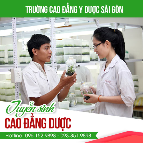 Đăng ký học Cao đẳng Dược Sài Gòn nên chọn địa chỉ đào tạo nào?