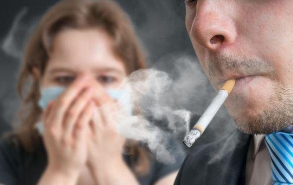 Hút thuốc lá sẽ gây ảnh hưởng đến người xung quanh