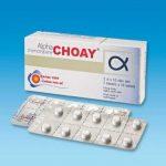 Những điều lưu ý khi dùng thuốc Alpha chymotrypsin® trong điều trị