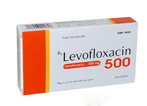 Liều dùng thuốc levofloxacin cho trẻ em