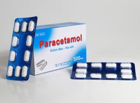 Những thông tin quan trọng về thuốc paracetamol cần biết