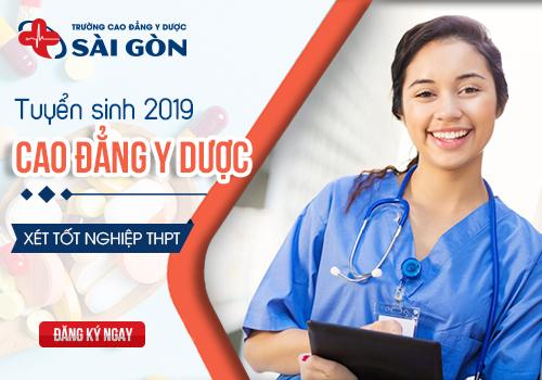 truong-cao-dang-y-duoc-sai-gon-nam-2019